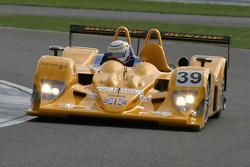 #39 Chamberlain-Synergy Motorsport Lola - AER: Bob Berridge, Gareth Evans