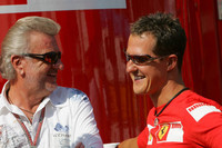 Willi Weber ve Michael Schumacher