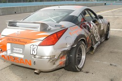 #13 Unitech Racing Nissan 350Z: Blake Rosser, David Murry