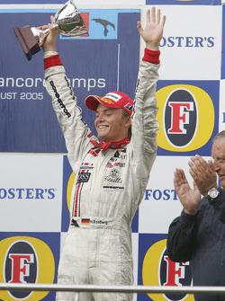 Podium: 3rd place Nico Rosberg