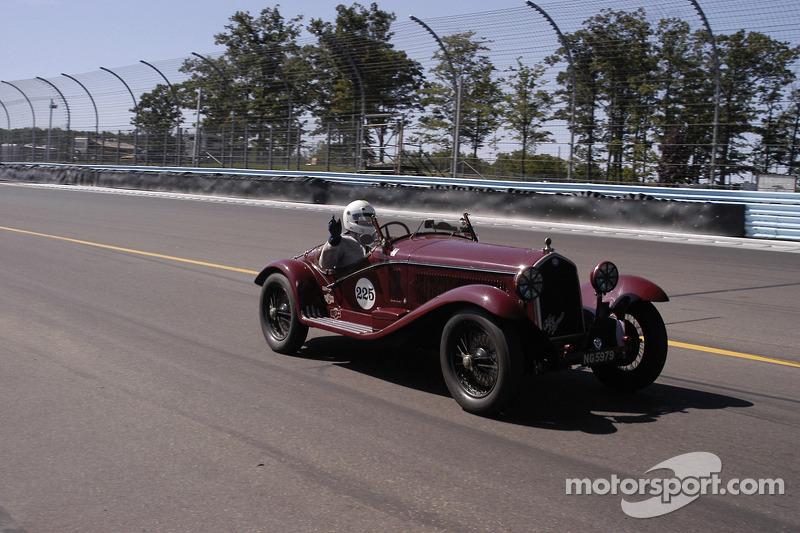 1933 Alfa Romeo 6C pw