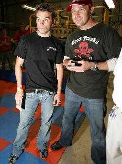 Bryan Sellers and Bill Auberlen