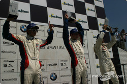The podium: Richard Philippe, Reed Stevens and Edoardo Piscopo