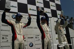 The podium: Richard Philippe, Reed Stevens and Edoardo Piscopo