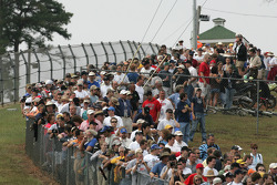 Road Atlanta fans ready for the race