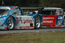 #8 Rx.com/ Synergy Racing BMW Doran: Burt Frisselle, Brian Frisselle, #3 Southard Motorsports BMW Riley: Shane Lewis, Darius Grala