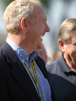 Rusty Wallace Court of Legends induction: Humpy Wheeler