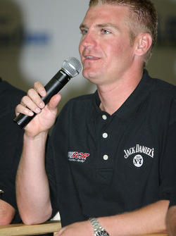 Richard Childress Racing press conference: Clint Bowyer is announced as the 2006 driver for the 07 Jack Daniel's Chevrolet