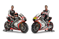Aprilia RS-GP launch