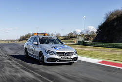 Mercedes AMG C 63 S medical car