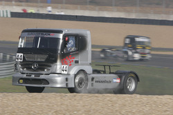 #44 Euroline Truck Racing Team Mercedes-Benz: Niko Pulic