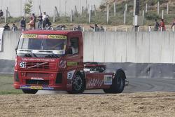#31 Franck Conti Volvo: Franck Conti