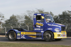 #34 Buggyra Int.Racing System Freightliner: Gerd Koerber