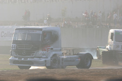#44 Euroline Truck Racing Team Mercedes-Benz: Niko Pulic