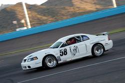 #58 Rehagen Racing Mustang Cobra SVT: Audrey Zavodsky, Larry Rehagen, Dean Martin