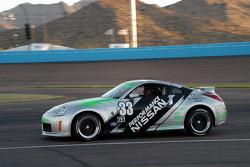 #33 Unitech Racing Nissan 350Z: Stu Hayner, Mike Cronin Jr.