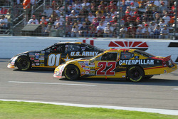 Scott Wimmer and Joe Nemechek