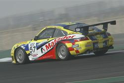#57 Autoracing Club Bratislava Porsche 996 GT3 RSR: Stefan Rosina, Miro Konopka
