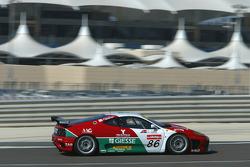 #86 G.P.C. Sport Ferrari 360 Modena: Luca Drudi, Luca Pirri, Batti Pregliasco
