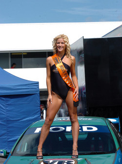 Miss Bartercard for 2006 Kiana Crehan