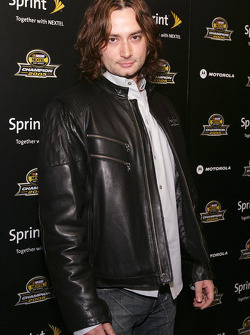 Singer Constantine Maroulis arrives at the 2005 NASCAR Nextel Cup Series Championship Party At Marquee
