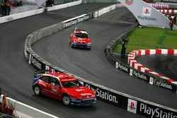 Final 2: Marcus Gronholm and Sébastien Loeb