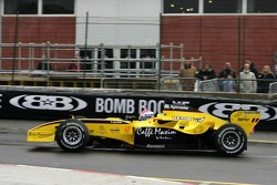 Thomas Biagi in the Jordan F1