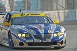 #64 TRG Pontiac GTO.R: Jan Magnussen, Paul Edwards