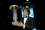 FIA Formula One World Champion Fernando Alonso