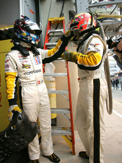 Jan Magnussen and Oliver Beretta