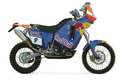 The Red Bull KTM USA of Chris Blais
