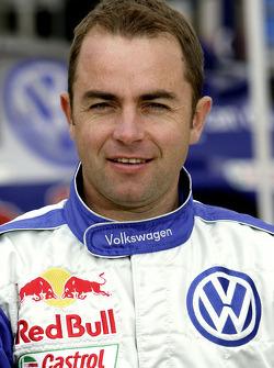 Volkswagen Motorsport: Giniel De Villiers