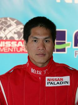 Team Nissan Dessoude presentation: Zhou Yong