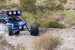 Vanguard Racing: close-up of the terrain Ronn Bailey maneuvers across