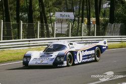 #1 Rothmans Porsche Porsche 962C: Jacky Ickx, Jochen Mass