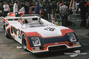 #26 Socit Racing Organisation Chevron B36 ROC