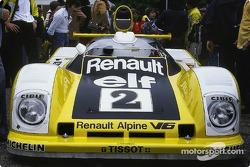 #2 Renault-Alpine A 442B