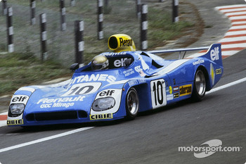 #10 Grand Touring Cars Inc. Mirage M9 Renault: Vern Schuppan, Jacques Laffite, Sam Posey