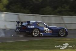 #64 Chamberlain Engineering Chrysler Viper GTS-R: Jari Nurminen, Hans Hugenholtz, Chris Gleason