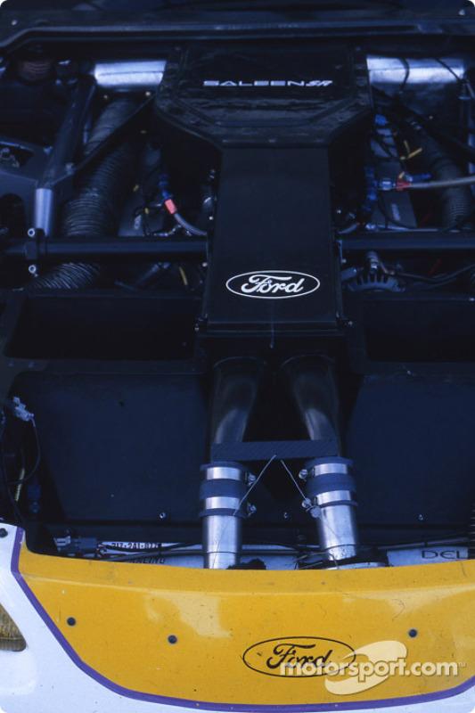 Saleen Allen Speedlab Ford Saleen Mustang powerplant