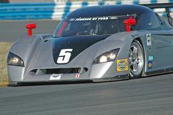 #5 Essex Racing Ford Crawford: Duncan Dayton, Rick Knoop, Brian DeVries, Jim Matthews