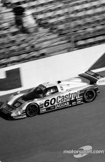 #60 TWR Jaguar XJR-9: Martin Brundle, John Nielsen, Raul Boesel, Jan Lammers