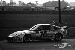 #75 Clayton Cunningham Mazda RX-7: Bart Kendall, Johnny Unser Tom Frank