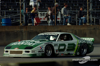 #03 Skoal Camaro: Buz McCall, Paul Dallenbach, Max Jones, Jack Baldwin