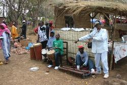 Fans in Guinée