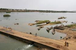 Scenery in Mali