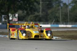 #6 Penske Racing Porsche RS Spyder: Sascha Maassen, Lucas Luhr
