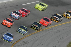 Brian Vickers leads the pack