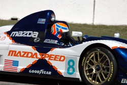 #8 B-K Motorsports Courage C658 Mazda: James Bach, Guy Cosmo, Raphael Matos