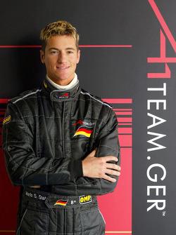 Sebastian Stahl (GER) A1 Team Germany
